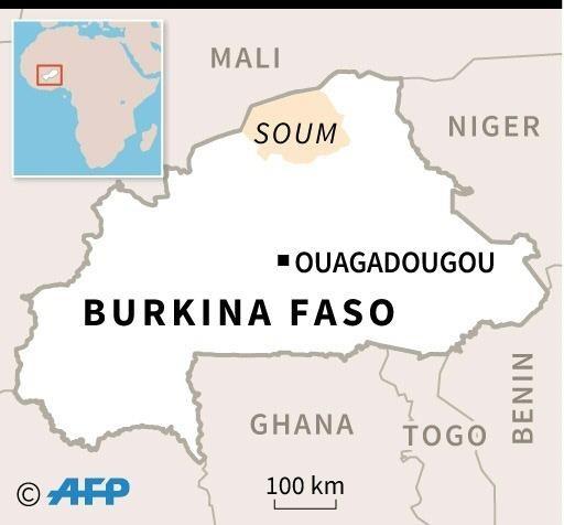 20 nguoi chet trong vu tan cong vao mo vang o Burkina Faso hinh anh 1