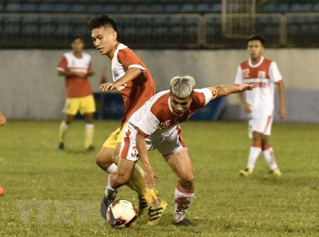 Khai mac vong chung ket giai bong da U21 Quoc gia tai Gia Lai hinh anh 1