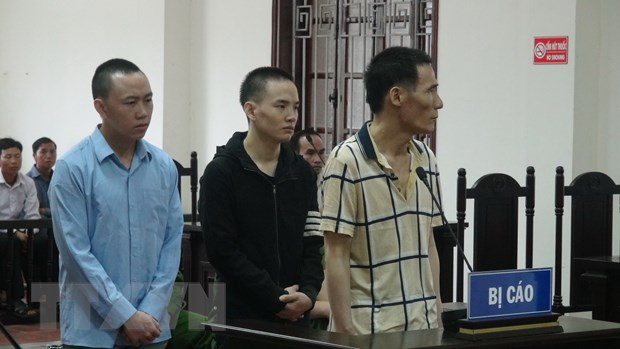 Hoa Binh: Tra ho so de dieu tra bo sung vu van chuyen 35 banh heroin hinh anh 1
