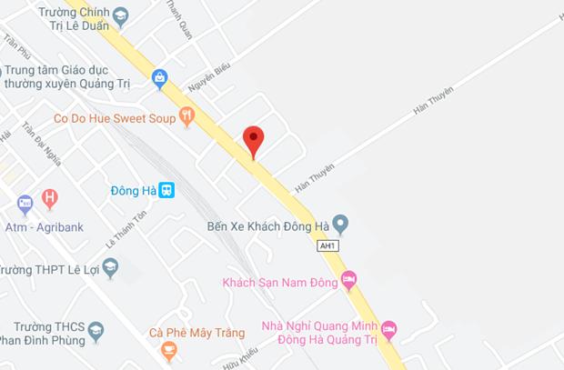 Quang Tri: Tai nan giao thong tai 'diem den' o thanh pho Dong Ha hinh anh 1