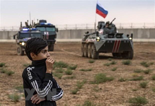 Nga, Tho Nhi Ky bat dau cuoc tuan tra chung thu ba tai Syria hinh anh 1