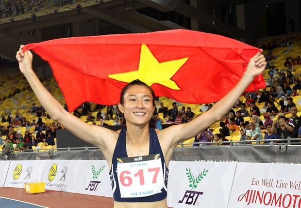 Doan the thao Viet Nam vuot kho, phan dau lot top 3 tai SEA Games 30 hinh anh 1