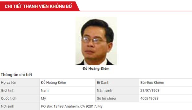 Ngan chan kip thoi hanh vi chong pha cua to chuc khung bo 'Viet Tan' hinh anh 1