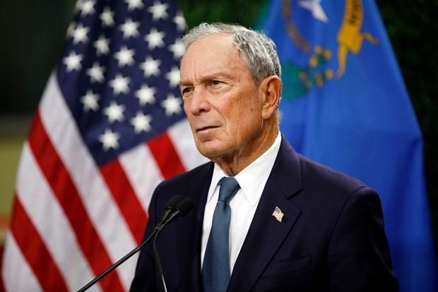 Ty phu Michael Bloomberg tham gia tranh cu Tong thong My hinh anh 1