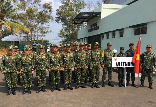 Viet Nam tham du Giai ban sung quan dung cac nuoc ASEAN lan thu 29 hinh anh 1