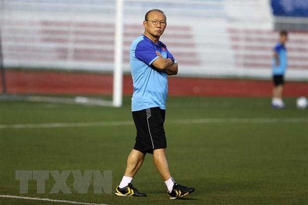 SEA Games 30: HLV Park Hang-seo khang dinh se chien dau tung tran mot hinh anh 1