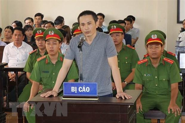 Tuyen phat Nguyen Chi Vung 6 nam tu ve toi tuyen truyen chong Nha nuoc hinh anh 1