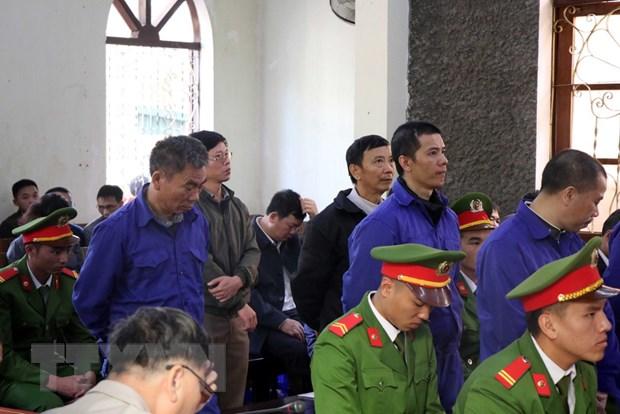 Xet xu phuc tham vu an sai pham trong den bu du an Thuy dien Son La hinh anh 1