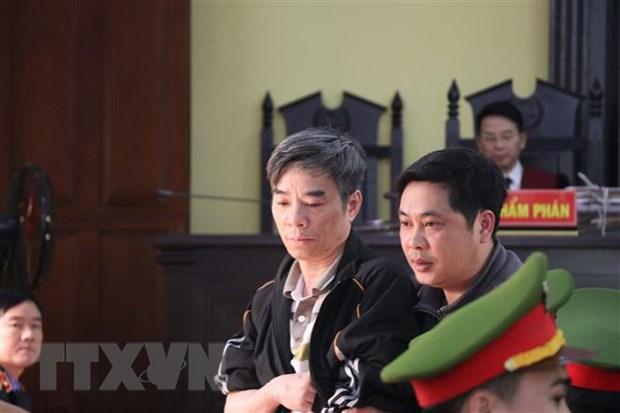 Xet xu phuc tham vu an sai pham trong den bu du an Thuy dien Son La hinh anh 2