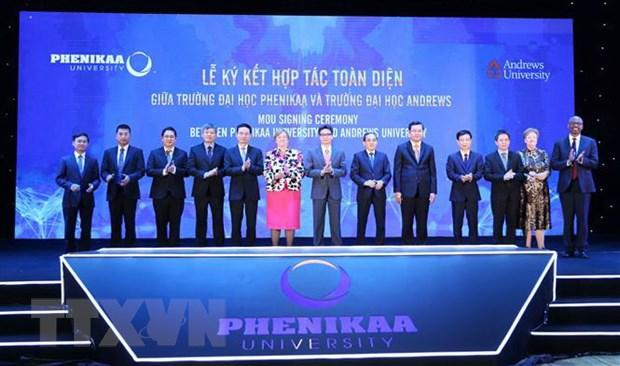 Pho Thu tuong: Khuyen khich doanh nghiep dau tu phat trien giao duc hinh anh 2