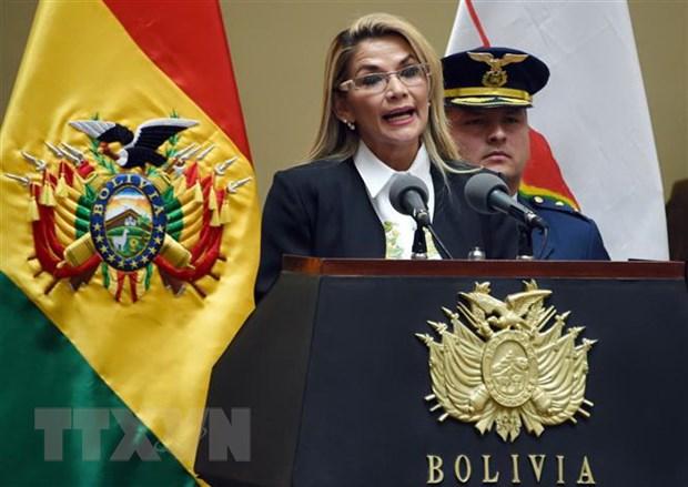 Bolivia huy lenh mien trach nhiem hinh su doi voi luc luong vu trang hinh anh 1