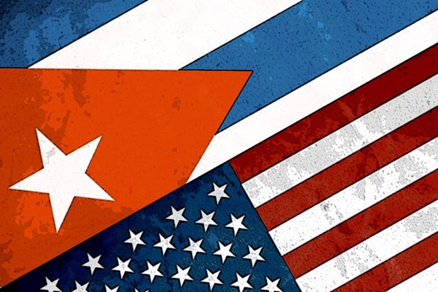 Cuba va EU phan doi cac bien phap cuong che ngoai lanh tho cua My hinh anh 1