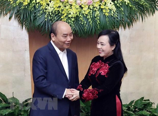 Thu tuong: 'Nhan dan tin tuong va ky vong vao Chinh phu' hinh anh 2