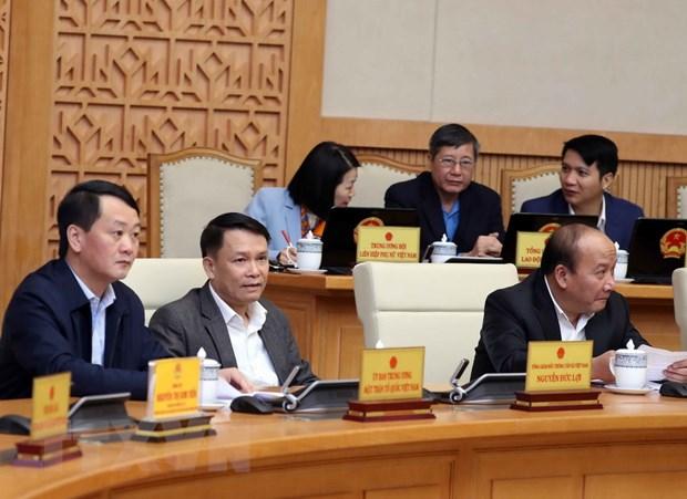 Thu tuong: 'Nhan dan tin tuong va ky vong vao Chinh phu' hinh anh 1