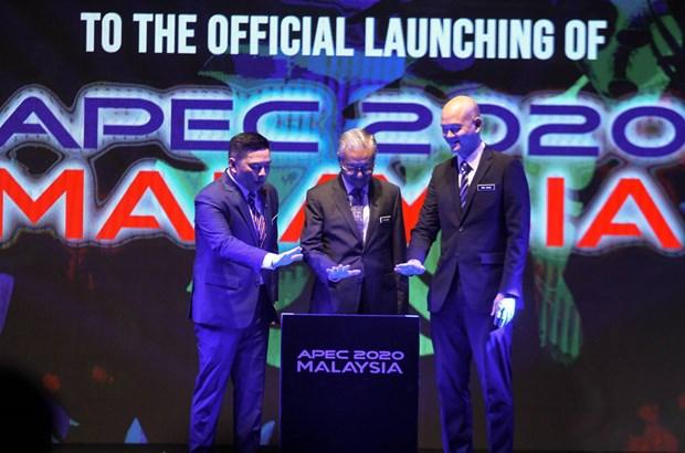 Malaysia khoi dong Nam APEC 2020, hien thuc hoa Muc tieu Bogor hinh anh 1