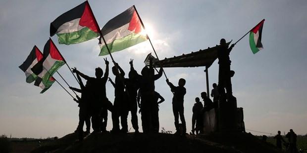 Dai hoi dong Lien hop quoc thong qua 4 nghi quyet ung ho Palestine hinh anh 1