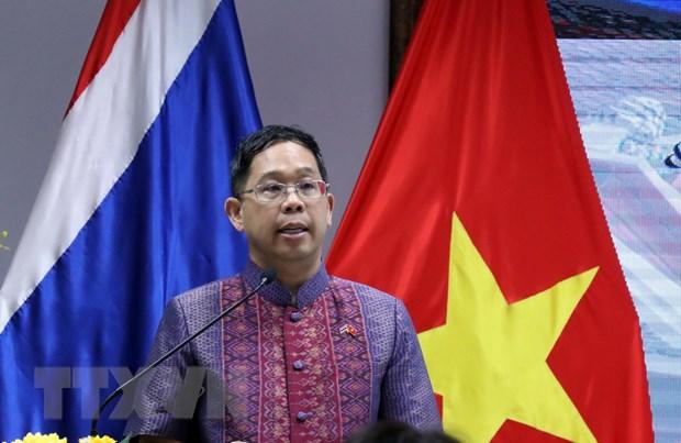 Thanh pho Ho Chi Minh: Ky niem 92 nam Quoc khanh Vuong quoc Thai Lan hinh anh 1