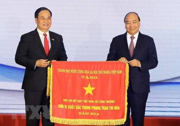Thu tuong: Nganh det may can giu vung vi tri top dau the gioi hinh anh 2