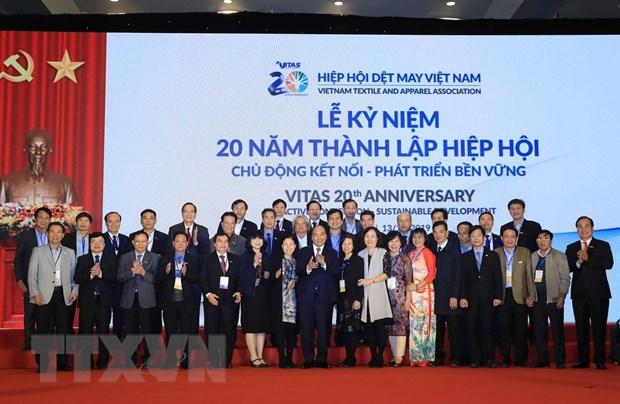 Thu tuong: Nganh det may can giu vung vi tri top dau the gioi hinh anh 1