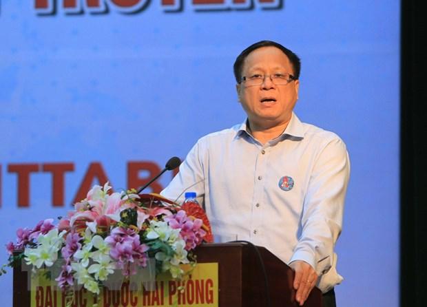 Hai Phong khoi dong chien dich 'Khong phat hien = Khong lay truyen' hinh anh 1