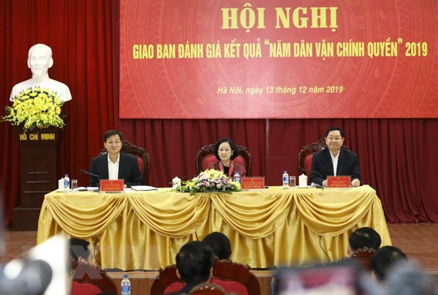 'Nam dan van chinh quyen' 2019 tao ra su chuyen bien tich cuc hinh anh 1