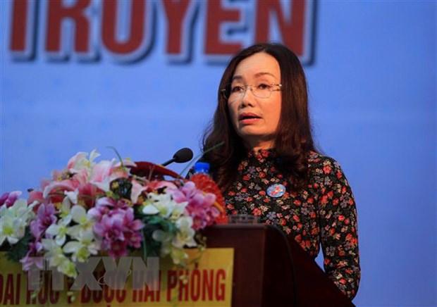 Hai Phong khoi dong chien dich 'Khong phat hien = Khong lay truyen' hinh anh 2