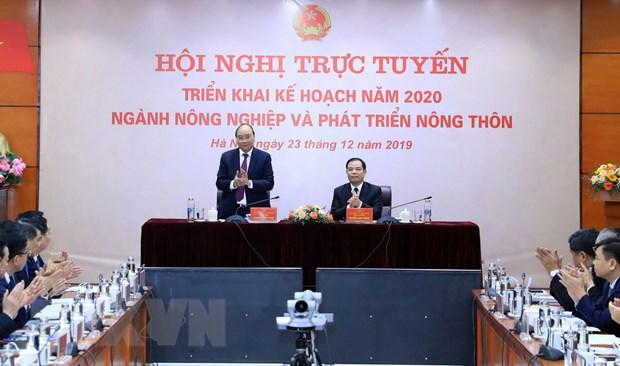 Thu tuong: Nong nghiep phai dung top 10 the gioi ve xuat khau hinh anh 1