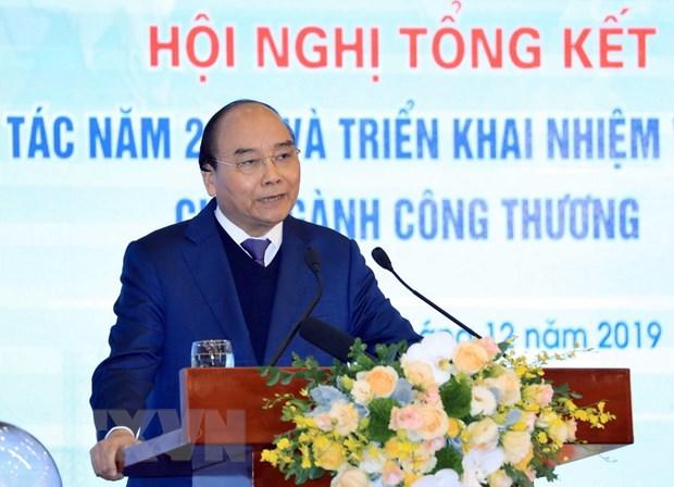 Thu tuong: Bo Cong Thuong day nhanh tai co cau, xu ly du an thua lo hinh anh 2