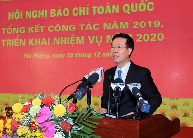 Ong Vo Van Thuong: Viec xu ly tinh trang 'bao hoa' tap chi chua nghiem hinh anh 1