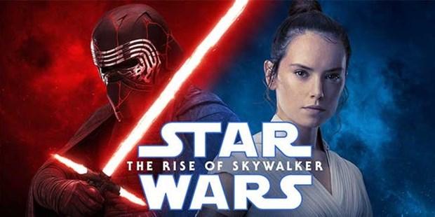 'Star Wars: The Rise of Skywalker' giu vung the thuong phong hinh anh 1