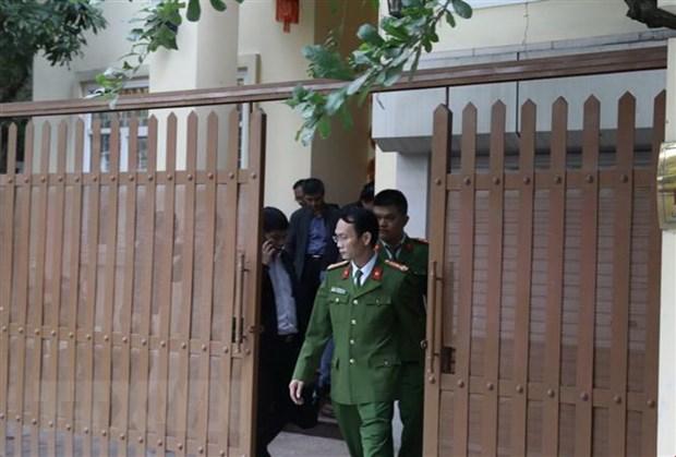 Vi sao Chanh Van phong Thanh uy Ha Noi Nguyen Van Tu bi khoi to? hinh anh 1