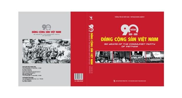 Ra mat sach anh '90 nam Dang Cong san Viet Nam (1930-2020)' hinh anh 1
