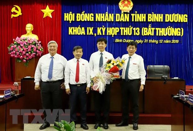 Thu tuong phe chuan ket qua bau Pho Chu tich UBND tinh Binh Duong hinh anh 1