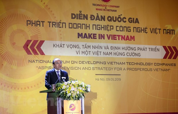 'Make in Vietnam' - co hoi va dong luc cho doanh nghiep cong nghe hinh anh 1