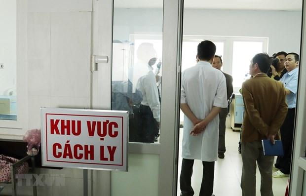 Hau Giang cach ly mot phu nu tro ve tu Trung Quoc co bieu hien sot hinh anh 1