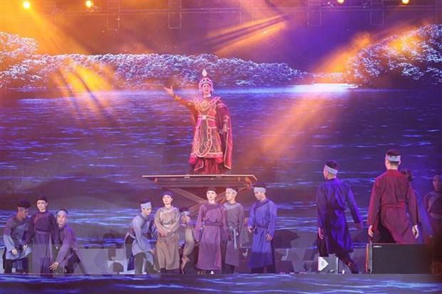 Ky niem 231 nam Chien thang Dong Da: Vang mai mua Xuan huyen thoai hinh anh 2