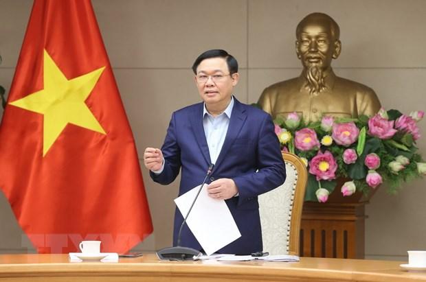 Pho Thu tuong: Khong thieu thit lon, vi sao gia khong xuong? hinh anh 1