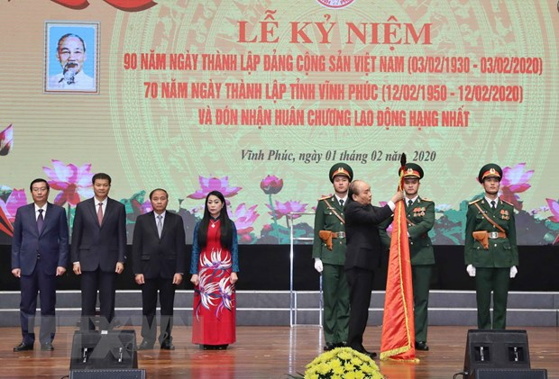 Thu tuong: Dua Vinh Phuc thanh tinh giau co va phon vinh nhat mien Bac hinh anh 2