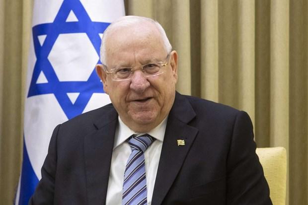 Tong thong Israel keu goi dam phan truc tiep voi Palestine hinh anh 1