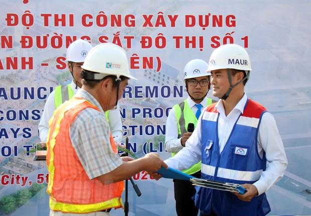 Tang toc de hoan thanh tuyen metro Ben Thanh-Suoi Tien cuoi nam 2021 hinh anh 1