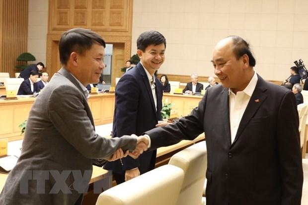 Thu tuong Nguyen Xuan Phuc: Chong nCoV, phai chong ca 'virus tri tre' hinh anh 1