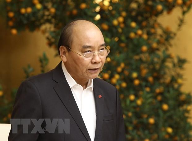 Thu tuong Nguyen Xuan Phuc: Chong nCoV, phai chong ca 'virus tri tre' hinh anh 2