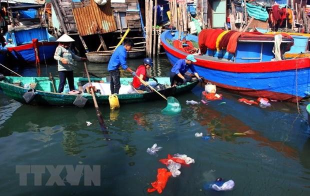 Tim giai phap thuc day nganh cong nghiep tai che nhua tai Viet Nam hinh anh 2