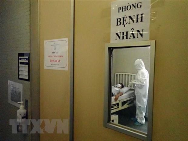 TP Ho Chi Minh tang cuong phong chong dich COVID-19 tai cac chung cu hinh anh 1