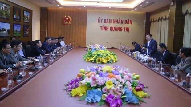 Ket luan thanh tra ve viec quan ly, su dung dat dai tai Quang Tri hinh anh 1