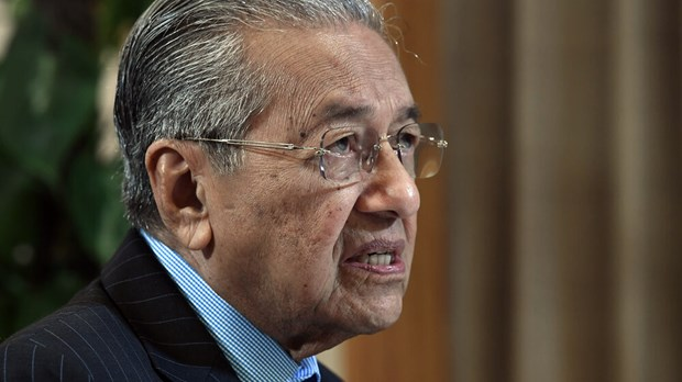 Thu tuong Malaysia tuyen bo khong ban giao chuc vu trong thang Nam hinh anh 1