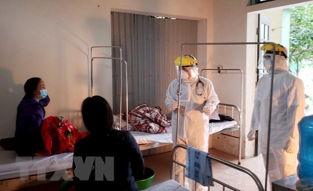 Những y, bác sĩ nơi tuyến đầu chống dịch COVID-19 ở Bình Xuyên