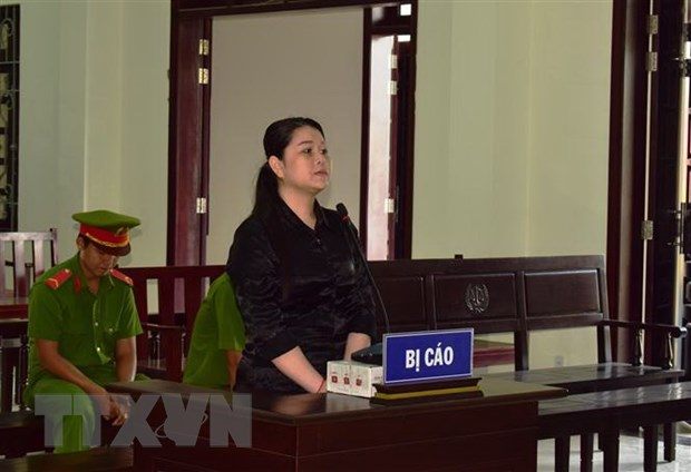 Tay Ninh: Tuyen an tu hinh doi tuong van chuyen gan 8kg ma tuy hinh anh 1