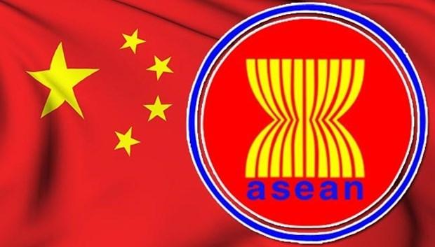 Phe duyet Ban ghi nho thanh lap Trung tam ASEAN-Trung Quoc hinh anh 1