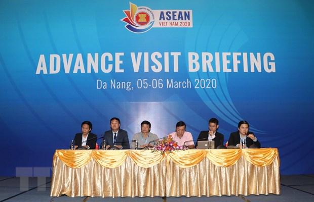 San sang cho Hoi nghi Cap cao ASEAN 36 tai Da Nang trong thang Tu hinh anh 1